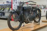 1923 Harley Davidson, raced by Stanley Woods who won 10 Isle of Man TT races
