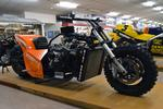 Hossstyle V8 Dirt Drag bike
