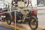 Invalid three-wheel scooter powered by Villiers Engine