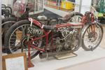 Burt Munro's 1920 Indian Scout – originally 600cc – now 1000cc