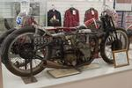 Burt Munro's 1936 Velocette MSS – originally 500cc – now 650cc