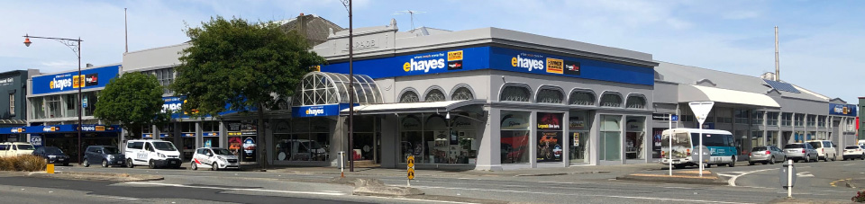 E Hayes and Sons. 168 Dee Street, Invercargill, New Zealand